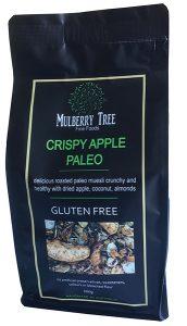 Crispy Apple Paleo - Gluten Free Muesli