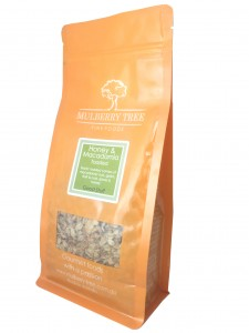 Toasted Honey Macadamia from Mulberry Tree