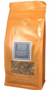 Roasted Almond Crunch granola