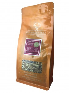 Mulberry Tree Toasted Cranberry Muesli (Gold Medal winner)