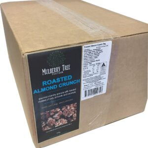 Mulberry Tree - Fine Foods brand Roasted Almond Crunch