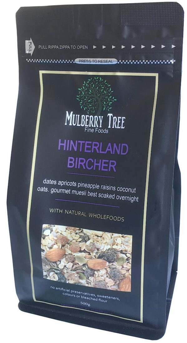 Mulberry Tree - Fine Foods brand Bircher Muesli