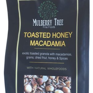 Mulberry Tree - Fine Foods brand Macadamia Granola; macadamia Muesli; honey macadamia; Mulberry Tree