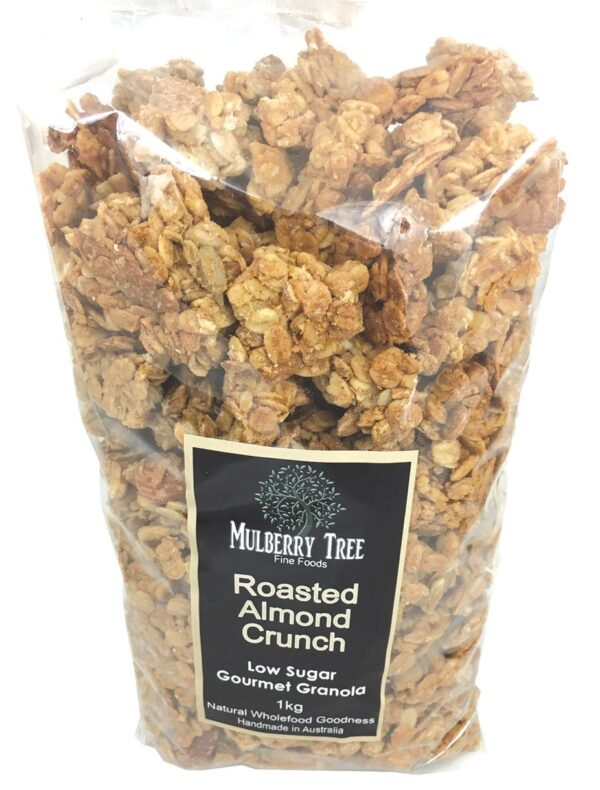 Mulberry Tree - Fine Foods brand vegan granola
