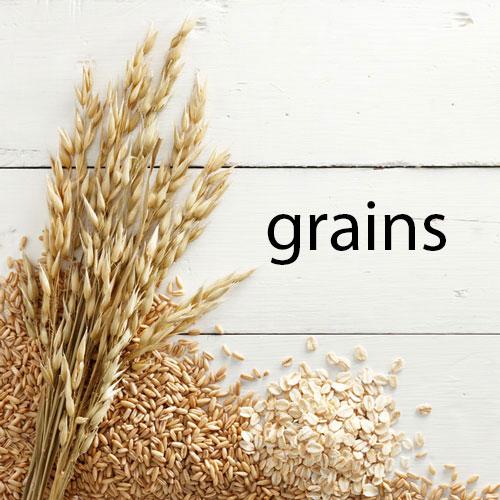 wholegrain cereals